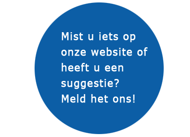 Suggesties voor website